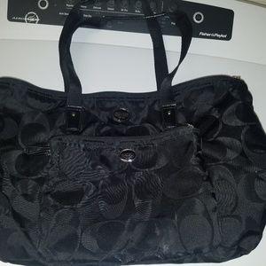 Coach bag set